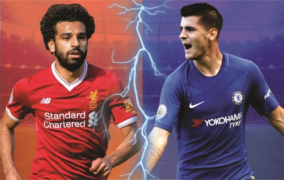 Mohamed Salah will be out to prove a point against his former side when Liverpool host Chelsea.