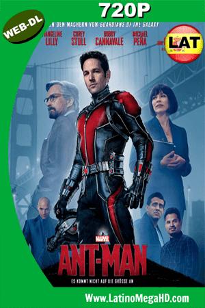 Ant-Man (2015) Latino HD WEB-DL 720P ()