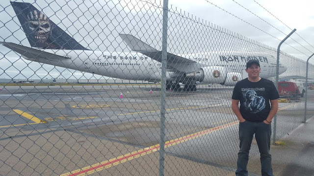 Ed Force One in Adelaide