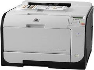 Image HP LaserJet Pro M451nw Printer