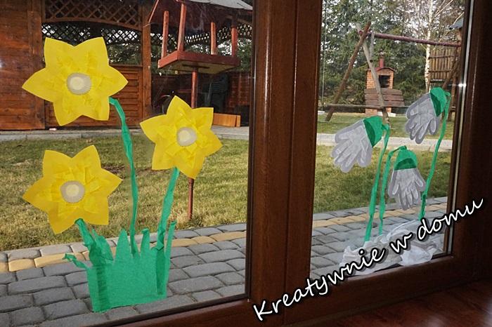 Wiosna W Oknie Kreatywnie W Domu