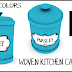 Sims 4 Pose: Woven Kitchen Canisters {Released}