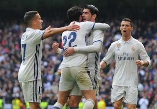 ريال مدريد -رقم جديد لريال مدريد و لاعبيه بعد الفوز امام اسبانيول برشلونة