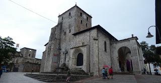 Llanes, Basílica de Santa María del Concejo.
