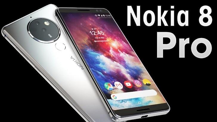 Nokia 8 Pro Hadir Andalkan Snapdragon 845 dan Kamera Selfie 13MP