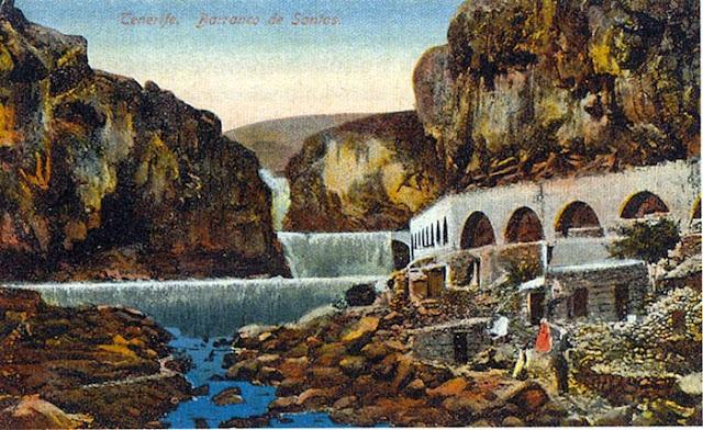 Temporal de 1826 en Tenerife.