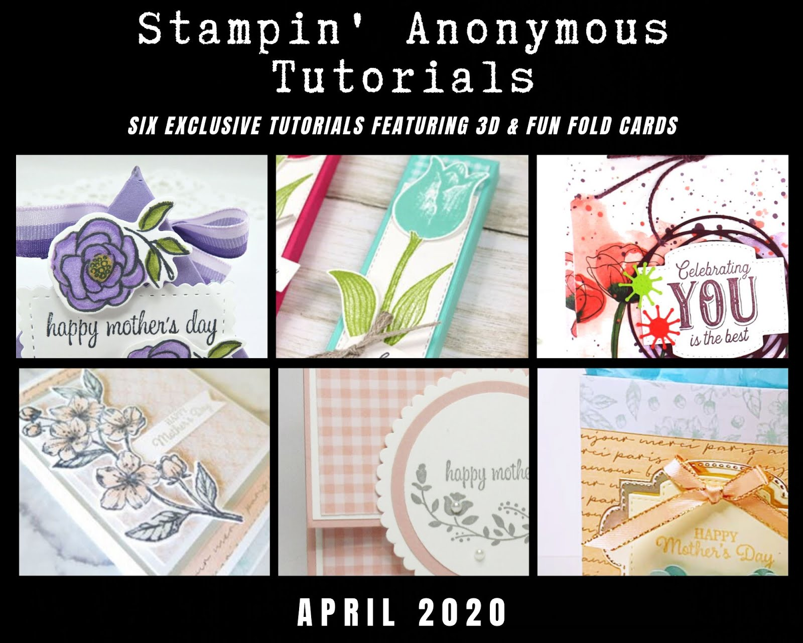 STAMPIN'ANONYMOUS