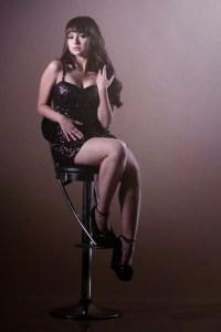 Foto Angelica Simperler paha putih mulus