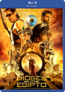 Dioses de Egipto (2016) HDRip Latino