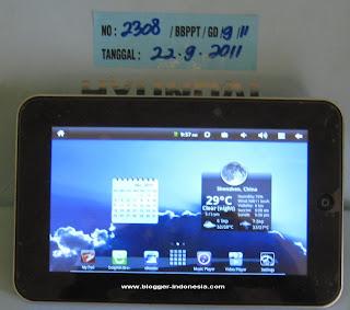 Hyundai Mpad MP-RC701