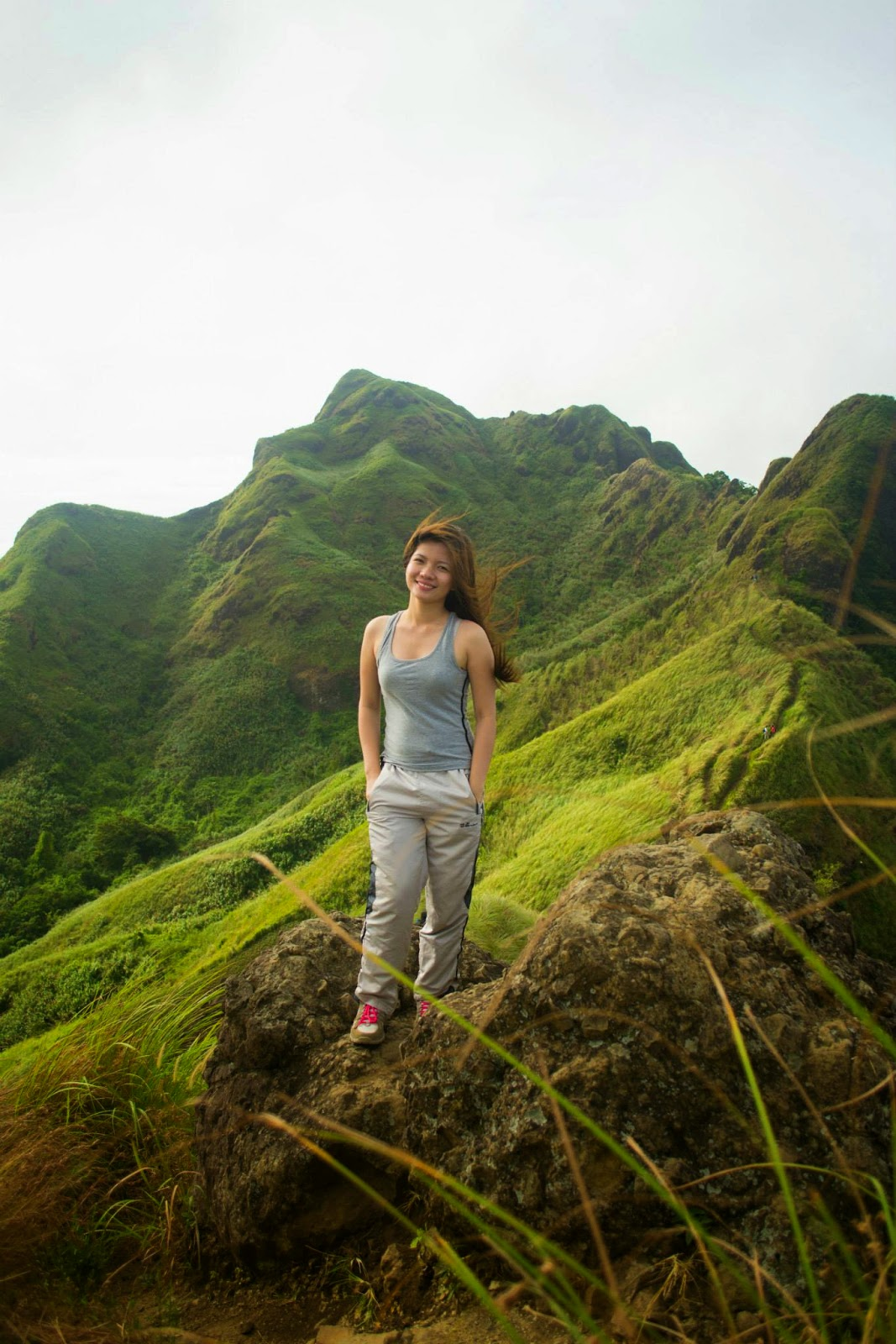 The Pretty Hiker, Cindy Ferrer