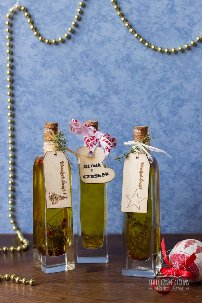 domowa oliwa aromatyzowana