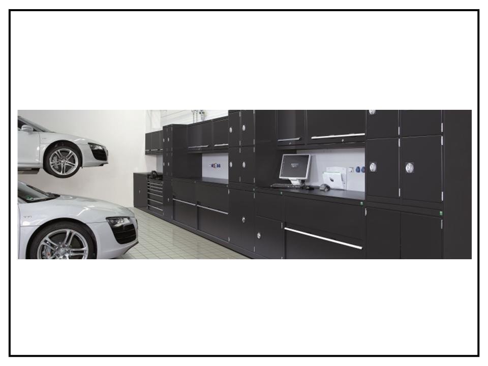 Bott Atelier Et Garage Automobile High Tech