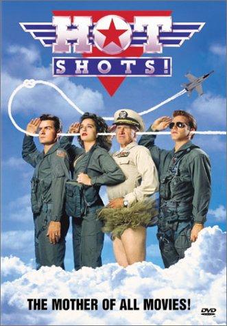 Hot Shots! [1991] [DVDR] [NTSC] [Latino]
