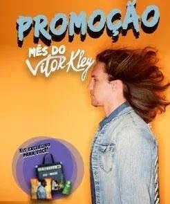 Promoção Rádio Transamérica Mês Vitor Kley - Participar Whatsapp