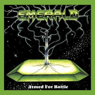 """Ο δίσκος των Emerald """"Armed For Battle"""""""