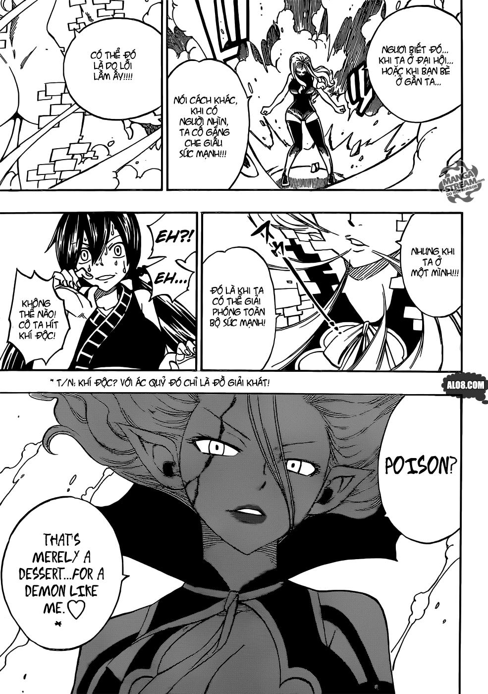 Fairy Tail chap 310 trang 13