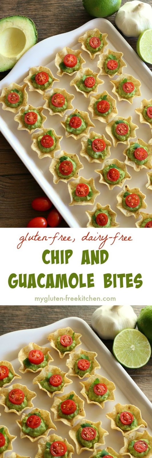 ★★★★☆ 7561 ratings  GLUTEN-FREE CHIP AND GUACAMOLE BITES #HEALTHYFOOD #EASYRECIPES #DINNER #LAUCH #DELICIOUS #EASY #HOLIDAYS #RECIPE #GLUTEN #FREE #CHIP #GUACAMOLE #BITES