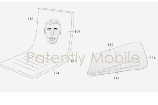 "Google has filed patent for ""Z-fold display"""