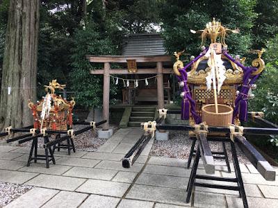 八坂神社神輿発輿祭(平成28年7月16日)