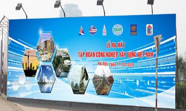 biển quảng cáo Hà Nội