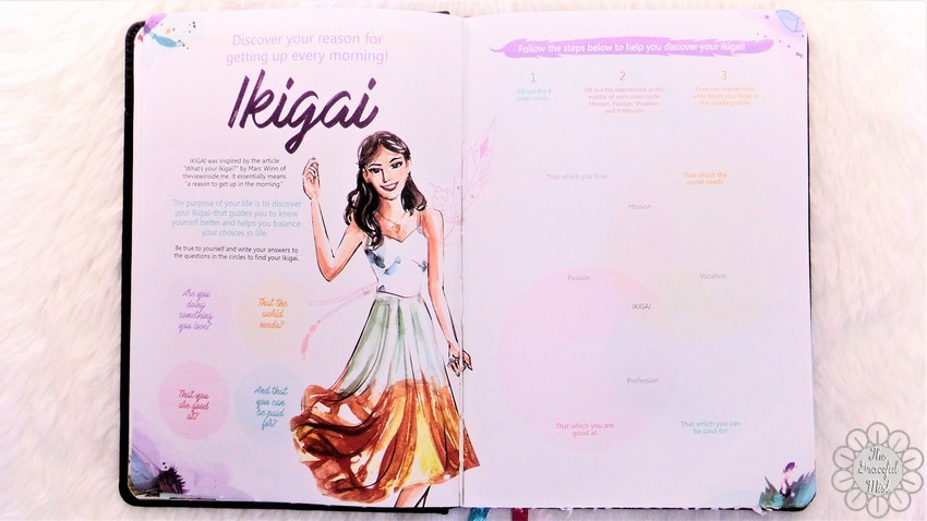 A Close-up Look inside a Filipino Lady`s Planner: 2018 Belle De Jour Power Planner | First Impressions and Reviews | Ikigai Pages - Top Beauty, Books, Health, Fashion, Life, Lifestyle, Style, and Travel Blog/Website - by Filipino/Filipina/Pinay - Blogger/Freelance Writer in Quezon City, Metro Manila, Philippines