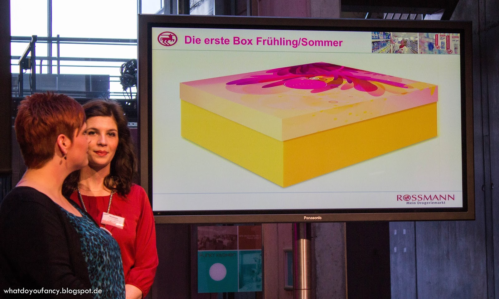 Rossmann Blogger-Event in Hannover März 2014