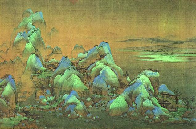 Wang Xi Meng: Paisaje panorámico