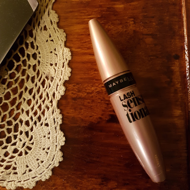 maybelline lash sensation | Almost Posh