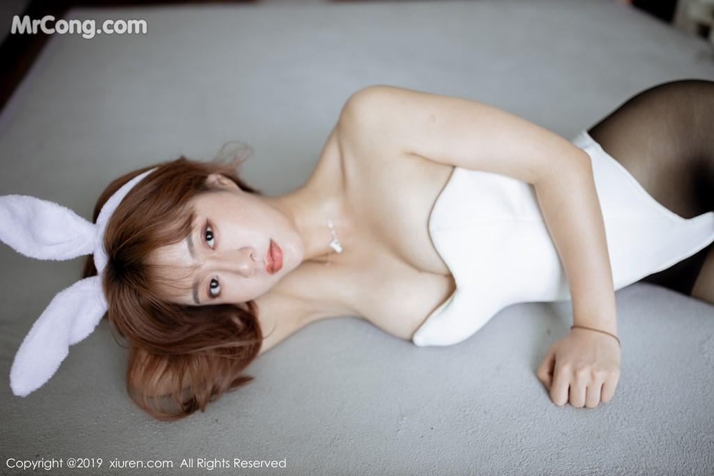 Image XIUREN-No.1654-NM-MrCong.com-009 in post XIUREN No.1654: 糯米NM (40 ảnh)