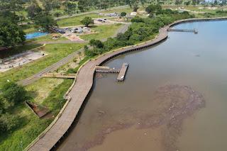 De esgoto a carrapatos: pontos do Lago Paranoá têm riscos a banhistas