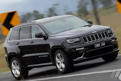 2013 Jeep Grand Cherokee SRT8 Horsepower