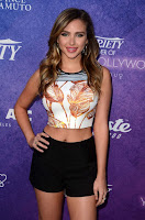 Ryan Newman best red carpet dresses at Variety Power of Young Hollywood Event in Los Angeles