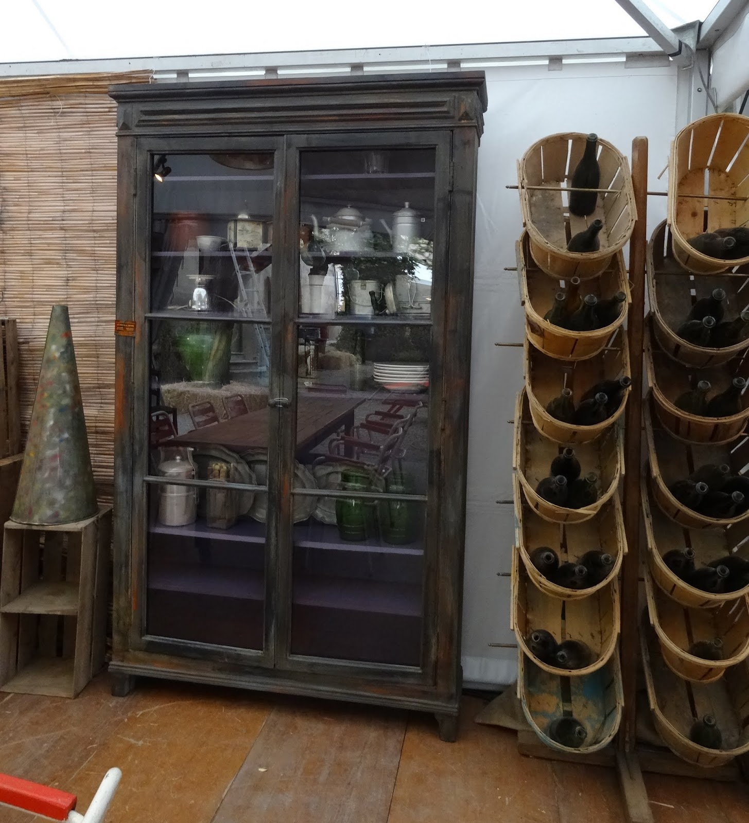 Brocante d coration un nouveau monde zingaro for Amenagement et decoration