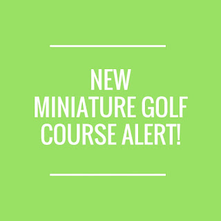 New Viking Adventure Golf course opening at Moreton Hills Golf Centre this spring