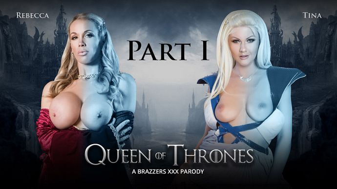 Rebecca Moore, Tina Kay Queen Of Thrones Part 1