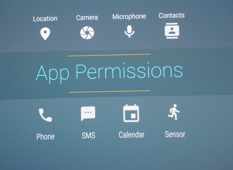 untrusted Android App Permissions