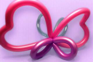 Balon Karakter Butterfly Kupu-kupu Cantik 2001611