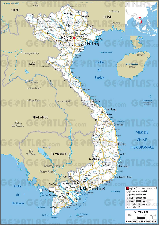 Circuit Vietnam: vietnam du sud