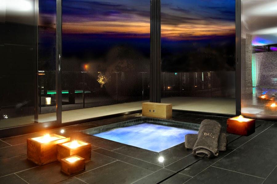 Viajar a Barcelona Habitacin con jacuzzi privado en Calders Barcelona