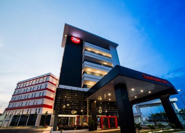 Tune Hotel KLIA2 Tawarkan Keselesaan Dengan Harga Yang Berpatutan