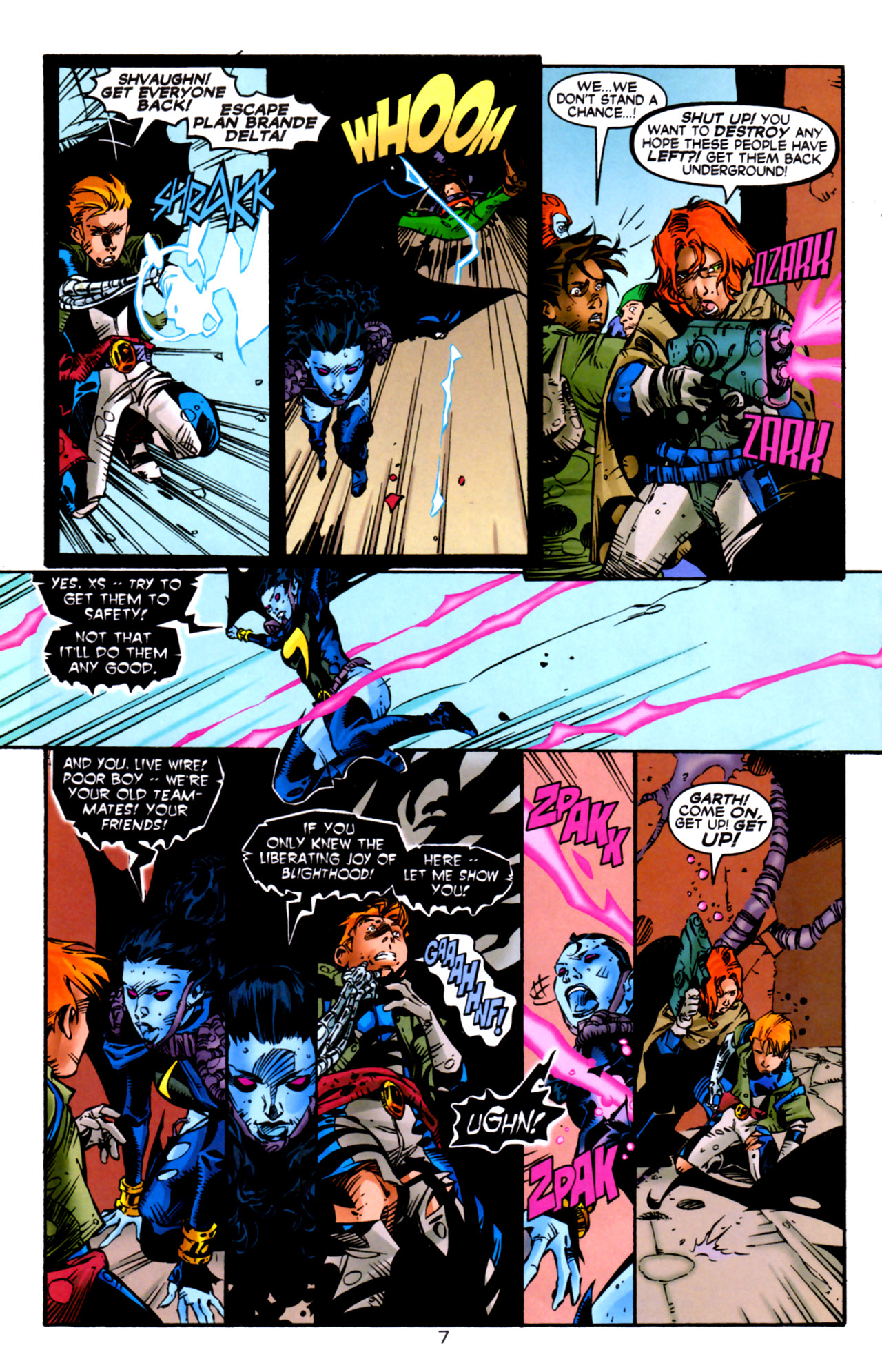Legion of Super-Heroes (1989) 122 Page 6