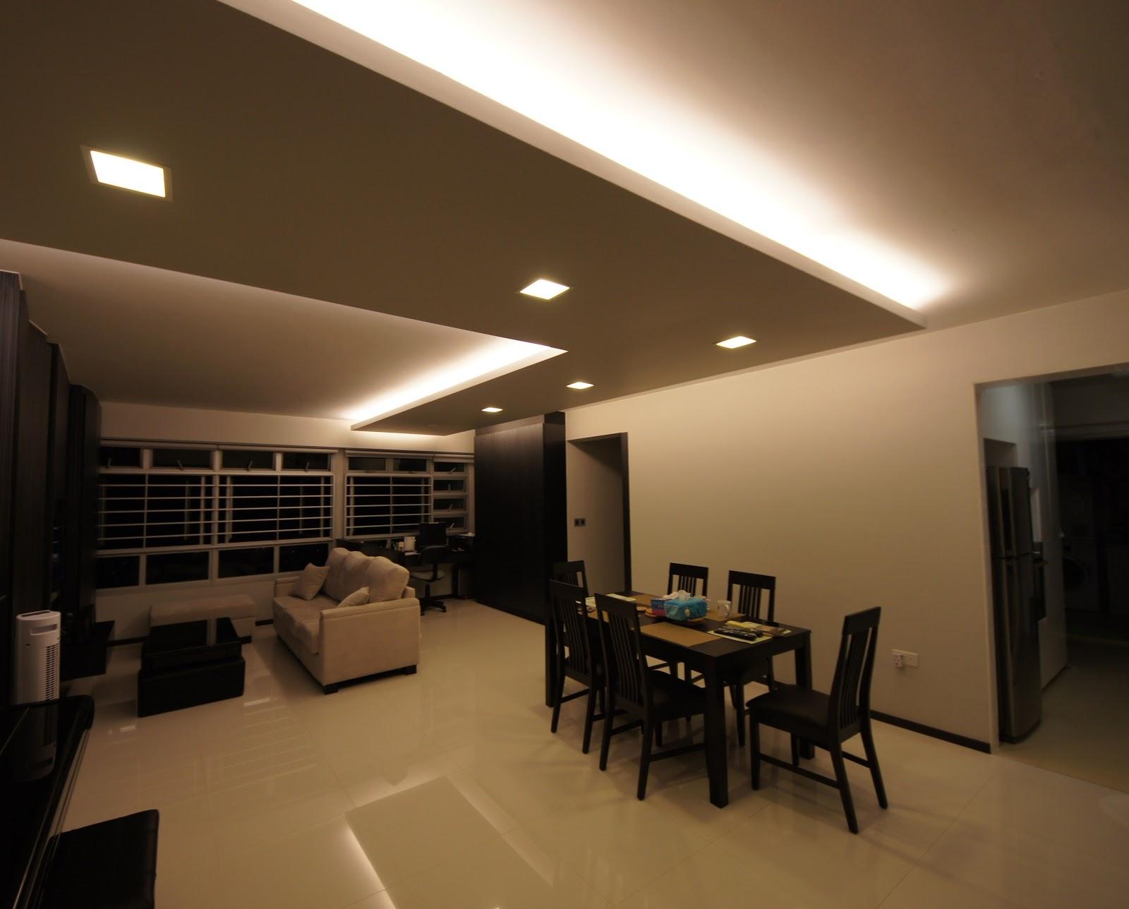 1 Of Singapore Modern Interior Design Concept Theme Inside Hdb Benz Design Interior Benson Lo