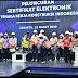 Presiden Jokowi: Sertifikasi Tenaga Kerja untuk Tingkatkan Keahlian