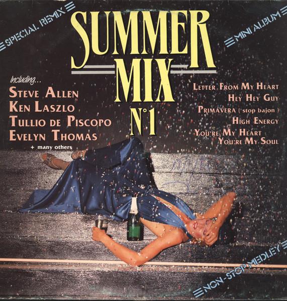 Various Italo Remix Volume 2