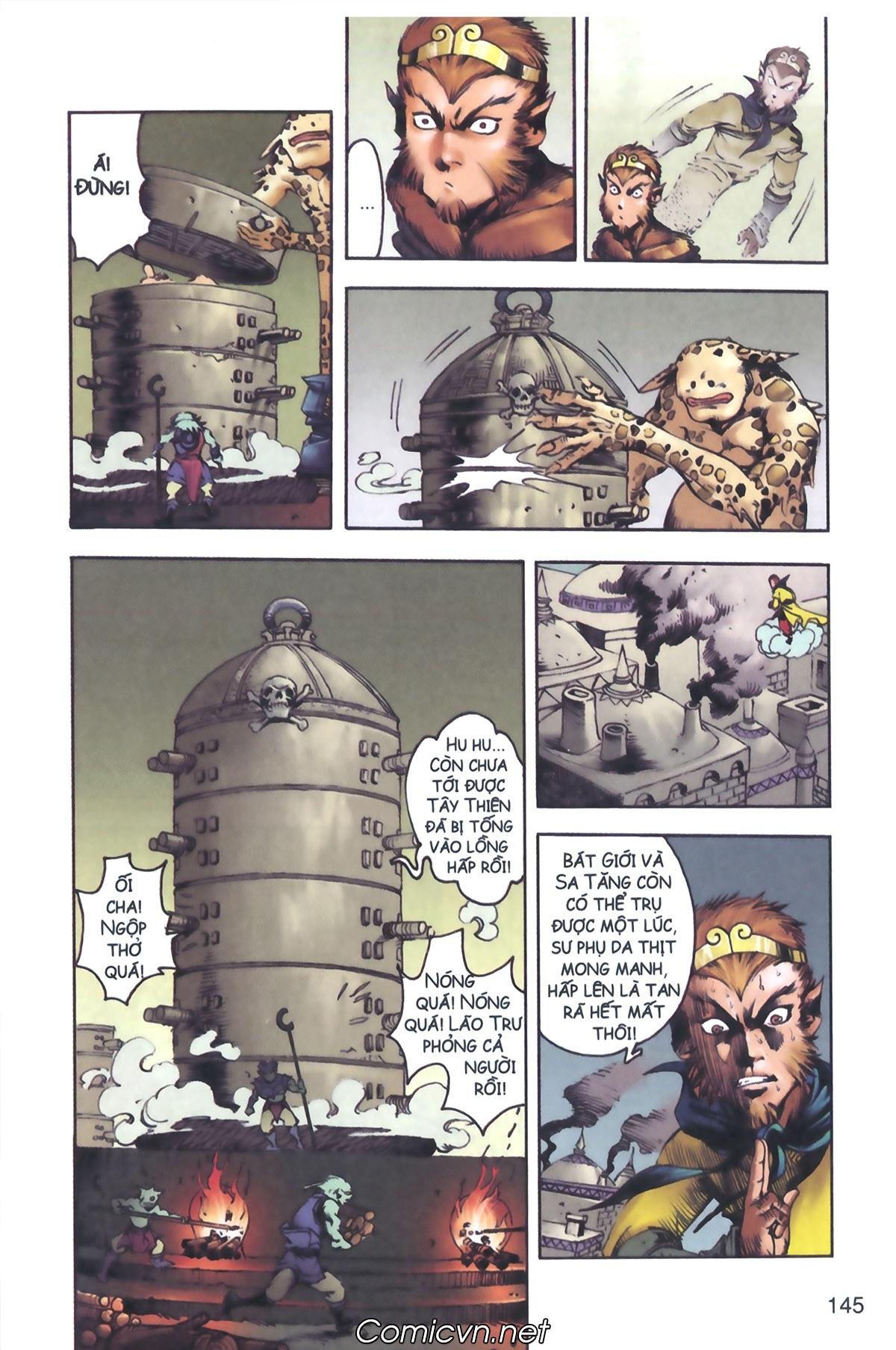 Tây Du Ký màu - Chapter 123 - Pic 3
