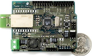 An Arduino Board [Arduino BT(BlueTooth)]