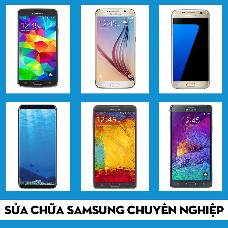 thay mặt kính Samsung Galaxy J7 Plus giá rẻ