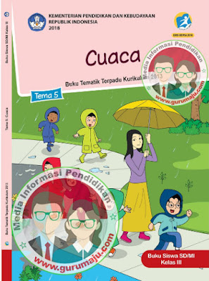 Buku Siswa Kelas 3 Kurikulum 2013 Revisi 2018 Semester 2