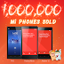 Xiaomi sells 1 million smartphones in India